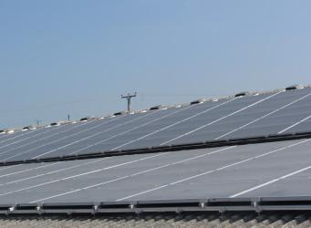 Whitefield Farm solar panels