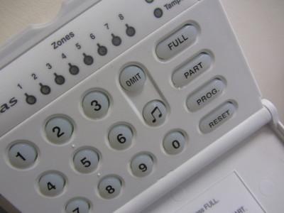 Alarm installation Yorkshire