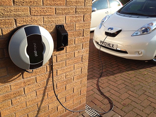 Norcroft Energy Install Electric Vehicle Chargers At Homes